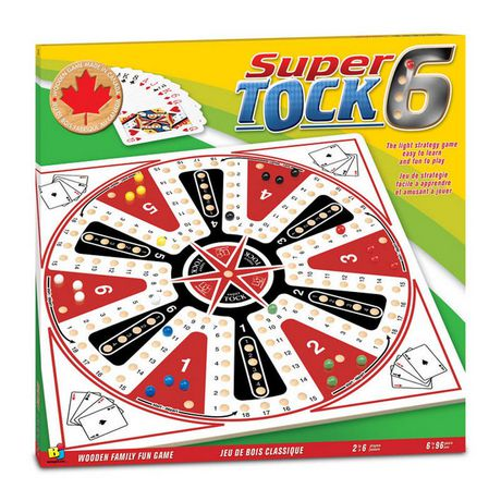 Super Tock 6 Players - image 1 of 2
