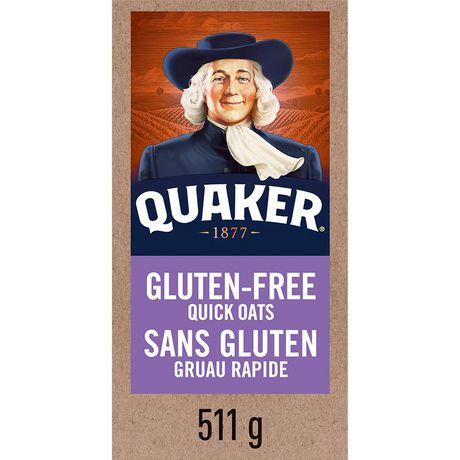 Quaker Gluten-Free Quick Oats - image 1 of 6