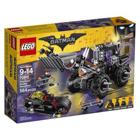 LEGO Batman Movie Two-Face™ Double Demolition (70915) - image 1 of 2