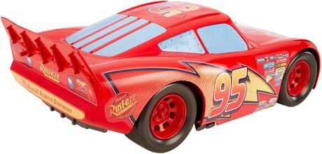 disney pixar cars 3 lightning mcqueen 20 inch vehicle walmart canada