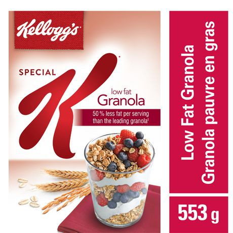 Kellogg stock options