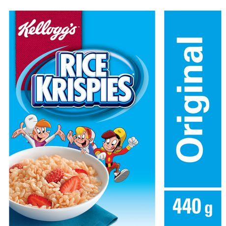 Kellogg's Rice Krispies Cereal, Original, 440g - image 1 of 5