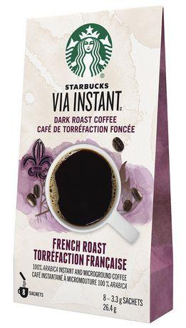 Starbucks® VIA InstantTM French Roast 8ct - image 2 of 3