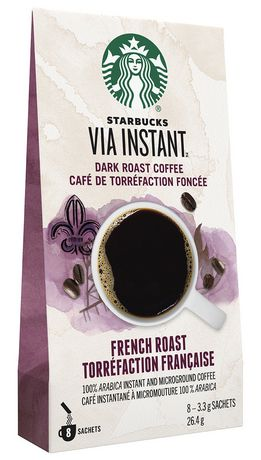 Starbucks® VIA InstantTM French Roast 8ct - image 3 of 3