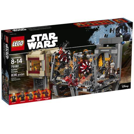 LEGO Star Wars TM L'évasion des Rathtar™ (75180) - image 2 de 2
