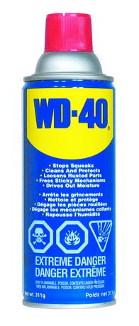WD-40 Classic Can Lubricant - image 1 of 1