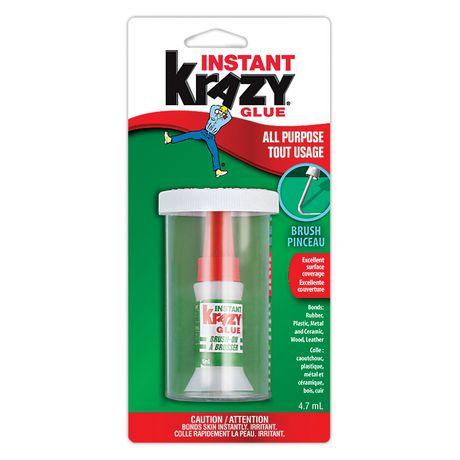 Colle tout usage avec pinceau Instant Krazy d'Elmer's 4.7 mL - image 1 de 1