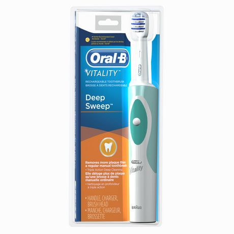 I bought this at my local Walmart and I will definitely be trying out others. You can do better for your money Oral-B Vitality Sonic Rechargeable Electric Toothbrush. Like This? Schyler L. Bellevue, NE. 97 reviews. April 10, , a.m. This is an amazing toothbrush. My teeth have never been cleaner!