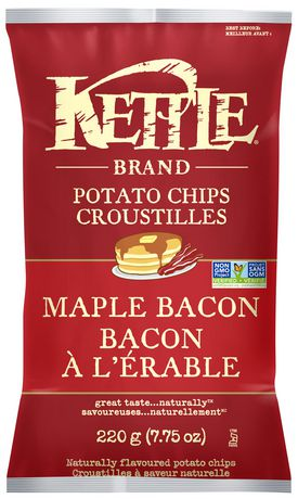 Kettle Chips Kettle Maple Bacon Potato Chips - image 1 of 2