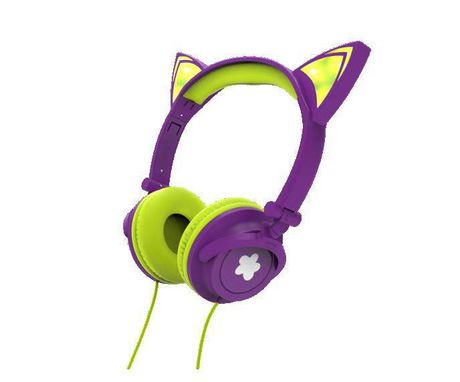 Limited Too Cat Ear Wired Headphones   Walmart Canada