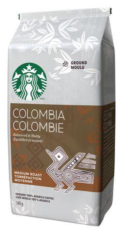 Starbucks® Colombie Moulu 340g - image 2 de 3