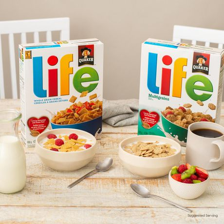 Quaker Life Cereal - image 4 of 7