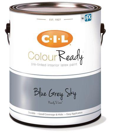 CIL ColourReady Blue Grey Sky - image 1 of 1