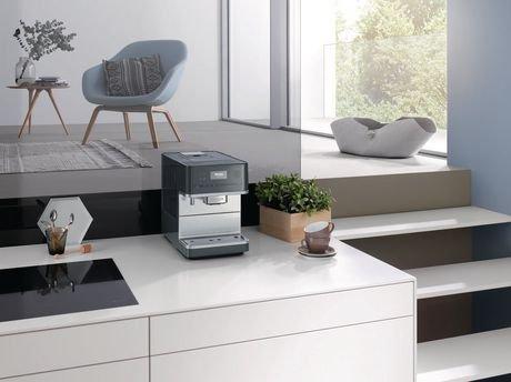 miele cm 6350 machine caf autonome gris walmart canada. Black Bedroom Furniture Sets. Home Design Ideas