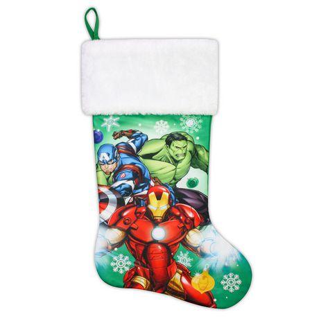 Chaussettes de noël Avengers - image 1 de 1