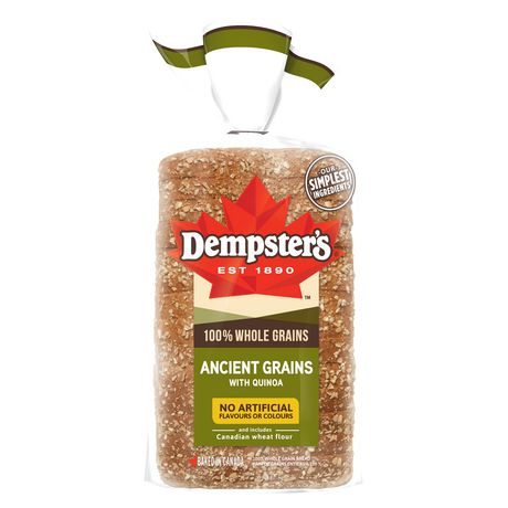 Dempster's® 100% Whole Grains Ancient Grains with Quinoa Bread - image 2 of 8
