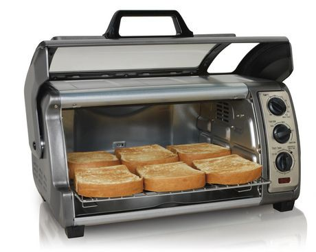 HB 6 Sl Easy Reach Convection Toaster Oven
