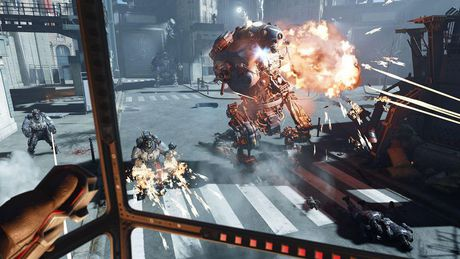 WOLFENSTEIN:CYBERPILOT (PS4) - image 6 of 6