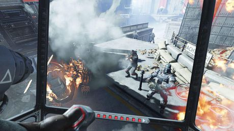 WOLFENSTEIN:CYBERPILOT (PS4) - image 5 of 6