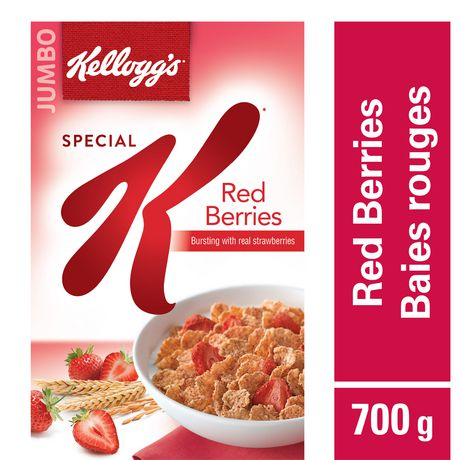 Kellogg's Special K Red Berries, Jumbo, 700g, Cereal - image 1 of 5