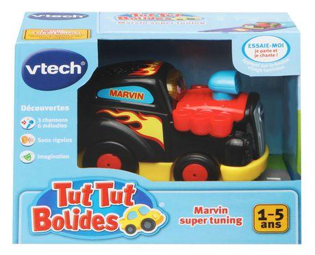 VTech Tut Tut Bolides Super Tuning - Version Français - image 2 de 2
