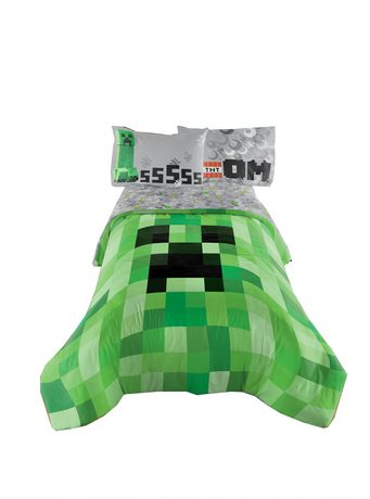 Minecraft Comforter Walmart Canada