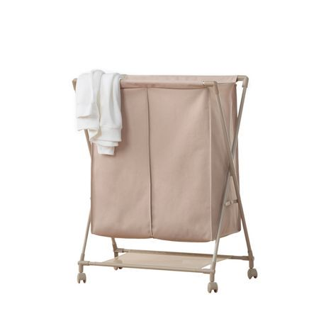 panier linge deux compartiments avec technologie everfresh de neatfreak. Black Bedroom Furniture Sets. Home Design Ideas
