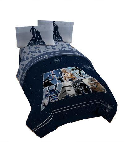 Star Wars Classic Twin Full Comforter Walmart Canada
