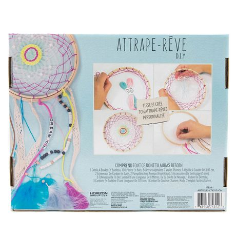 STMT Weave And Create Dream Catcher Kit Walmart Canada Classy Dream Catcher Kits Supplies