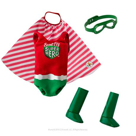 The Elf On The Shelf 174 Claus Couture Collection 174 Scout Elf