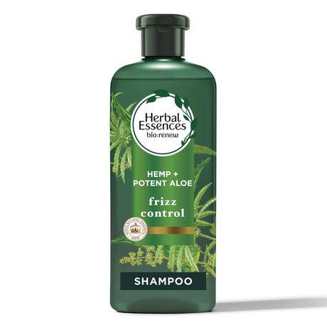 Herbal Essences Potent Aloe + Hemp Sulfate Free Shampoo - image 1 of 7