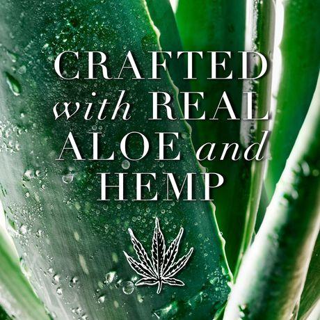 Herbal Essences Potent Aloe + Hemp Sulfate Free Shampoo - image 7 of 7