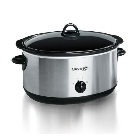 Crock-Pot 7 Qt. Slow Cooker, SCV700SS-033 - image 2 of 3
