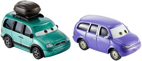 Disney Cars   Pack Walmart Minny Van
