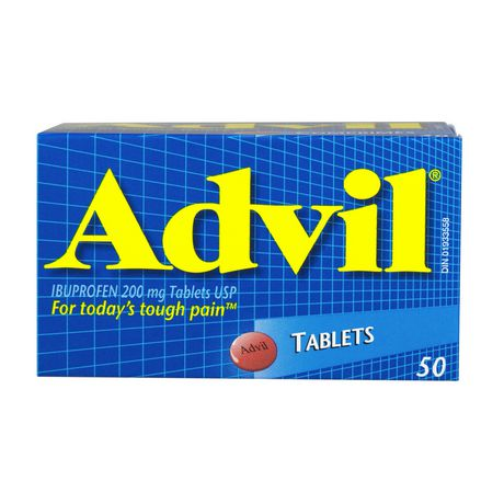 Advil Tablets 50's - image 1 of 2
