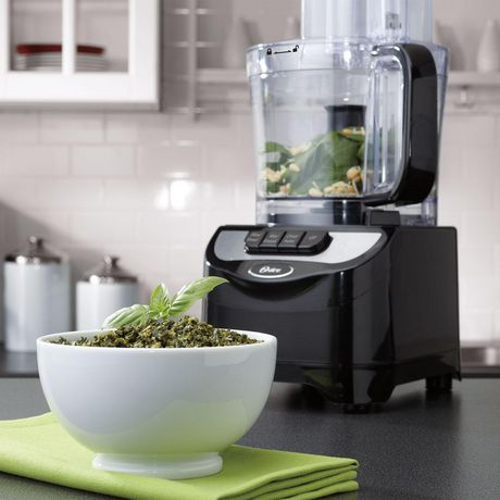 Oster 10 Cup Food Processor, Black - image 2 of 7