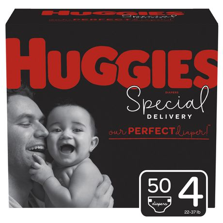 Huggies Special Delivery Hypoallergenic Baby Diapers, Giga Jr. Pack - image 1 of 9