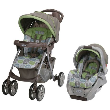 Graco Spree™ Classic Connect Travel System Sequoia ...