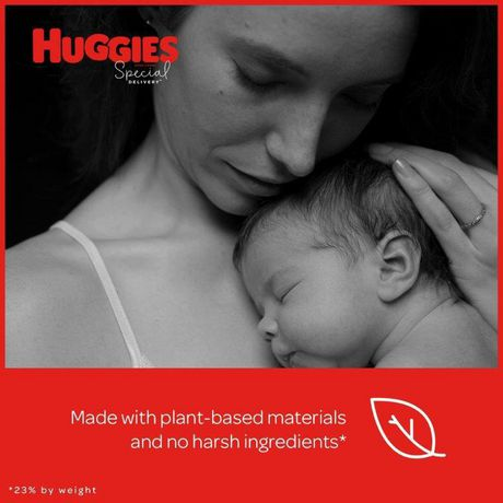 Huggies Special Delivery Hypoallergenic Baby Diapers, Giga Jr. Pack - image 4 of 9