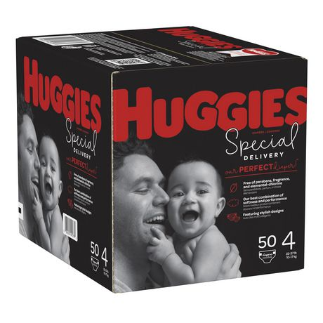 Huggies Special Delivery Hypoallergenic Baby Diapers, Giga Jr. Pack - image 9 of 9
