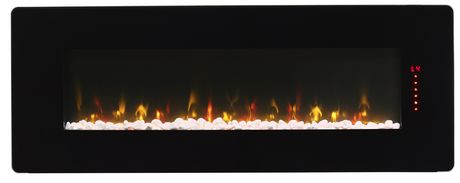 """Winslow 48"""" Wall-mount/Tabletop Linear Fireplace by Cᶟ - image 1 of 8"""