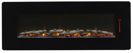 """Winslow 48"""" Wall-mount/Tabletop Linear Fireplace by Cᶟ - image 3 of 8"""