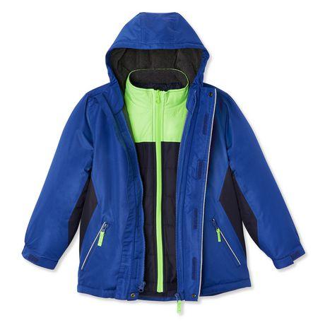 Manteau 3 en 1 Athletic Works pour garçons - image 1 de 3