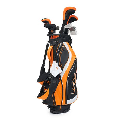 Dunlop Sport Men's LoCo Right Hand Golf Club Set - $399.99 ($499.99)