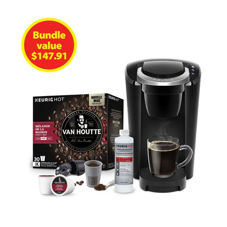 Keurig K35 Bundle Pack Single Serve Coffee Maker Walmart Canada