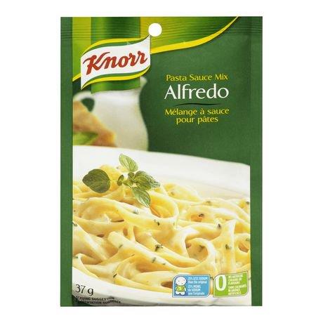Alfredo sauce mix recipe