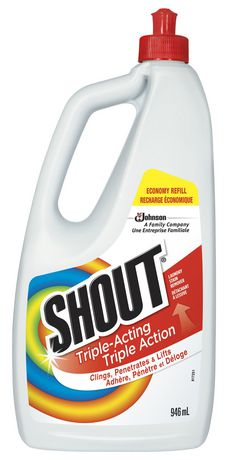 Shout 174 Trigger Laundry Stain Remover Refill Walmart Ca