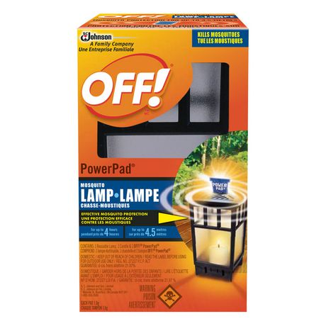 OFF!® PowerPad® Lamp   Walmart Canada