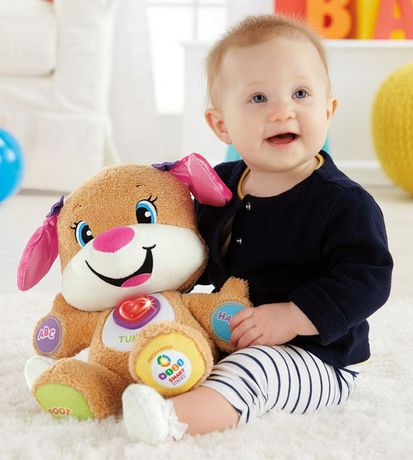 Laugh & Learn Fisher-Price Laugh And Learn Smart Stages Sis Toy- English Edition - image 5 of 9