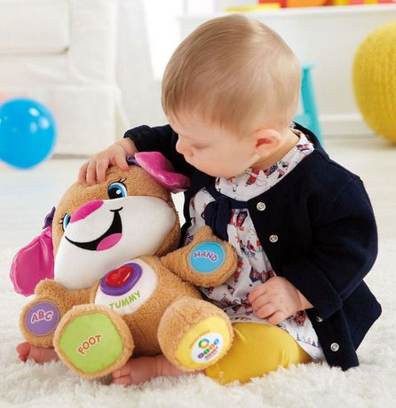 Laugh & Learn Fisher-Price Laugh And Learn Smart Stages Sis Toy- English Edition - image 6 of 9